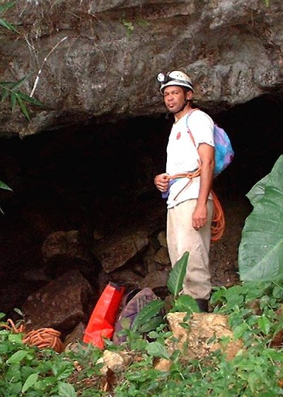 I. C. Conolley, Young Gully Cave
