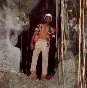 Martel Taylor at Clifton Cave