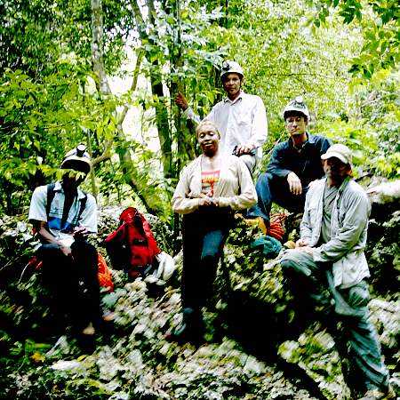 Jamaica Speleology Projects