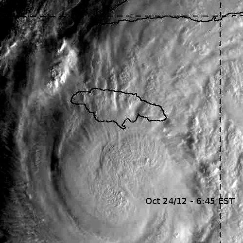 Sandy - Oct 24/12