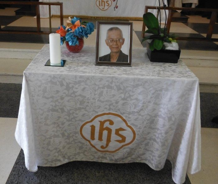 Dr Lee's Memorial at the UWI Chapel, Apr 11/13