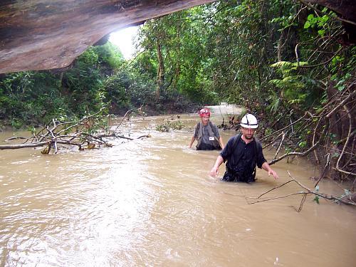 Andreas Haiduk - Riverhead Cave, Jamaica