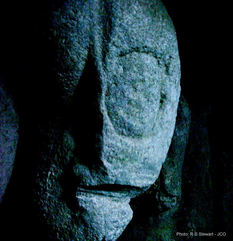 Jamaica Taino Petroglyphs